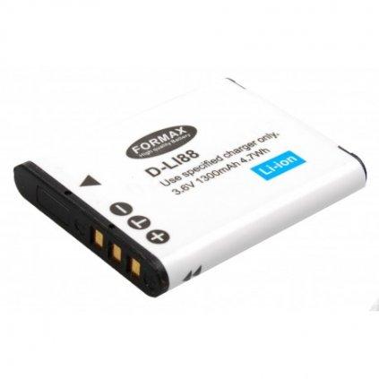 Batéria DB-L80 pre fotoaparáty Pentax