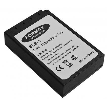 Batéria BLS1 pre fotoaparáty Olympus 1250mAh