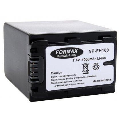 Batéria NP-FH100 pre fotoaparáty Sony
