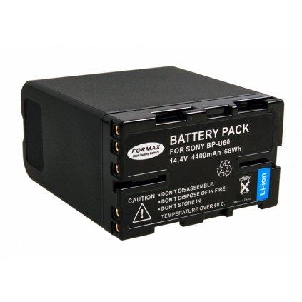 Batéria BP-U60 pre fotoaparáty Sony 4400mAha