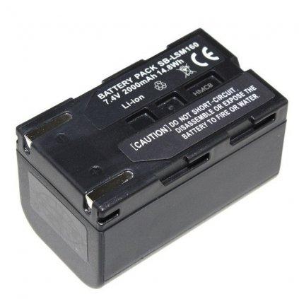 Batéria SB-LSM160 3900mAh pre fotoaparáty Samsung