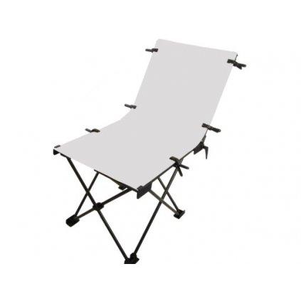 Profesionálny skladací stôl bez tieňa 60x130 cm