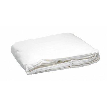 Textílne fotografické biele pozadie 4x6m, biela Bresser