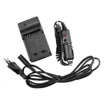 Nabíjačka pre batérie Minolta NP-400