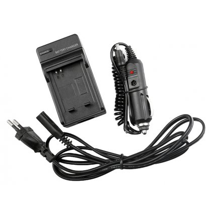Nabíjačka pre batérie NP-130 Casio EXILIM EX-H30 EX-ZR100