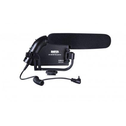 Stereo kondenzátorový mikrofón BOYA BY-VM190P