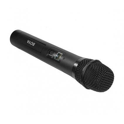 Bezdrôtový mikrofón UHF BOYA BY-WHM8