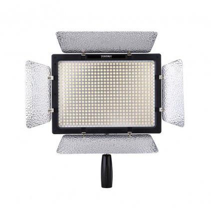 LED video svetlo Yongnuo YN600 II 5500K - 600 kvalitných LED diód