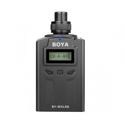 Bezdrôtový XLR vysielač BOYA BY-WXLR8