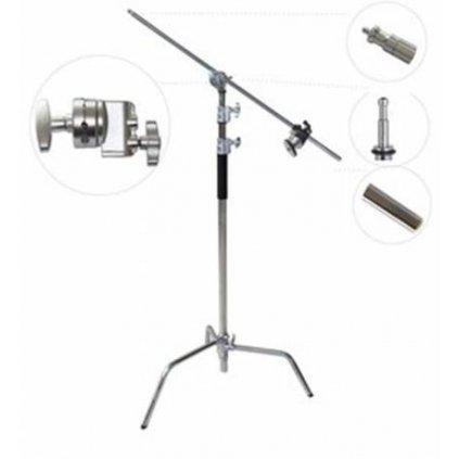 Statív C-stand - profesionálny Boom Stand statív  BRESSER BR-C24