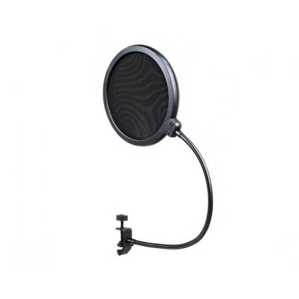 Chránič mikrofónu - pop filter