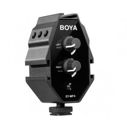 Audio adaptér Boya BY-MP4