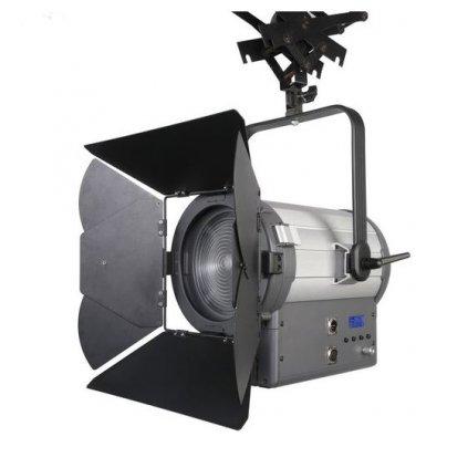 LED Video osvetlenie Fresnel  BI-Color + DMX + tiché chladenie BRESSER SR-1500AB