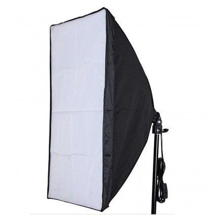 Softbox 50 x 70 cm, 625W