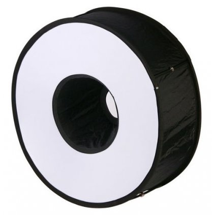 Softbox difúzor, prstencový 45 cm