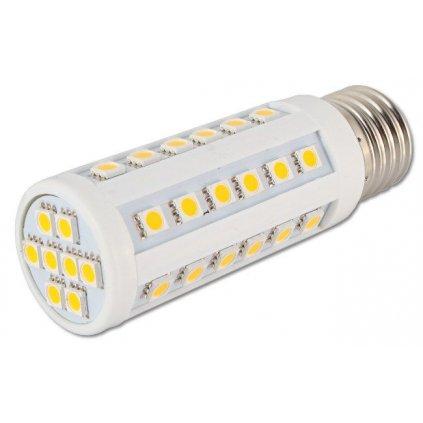 Žiarovka E14 44 LED 5050 SMD teplá 6.5 W = 65W CORN