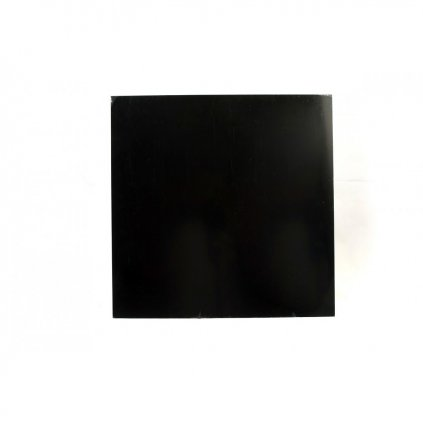 Akrylová podložka 50x50cm ČIERNA