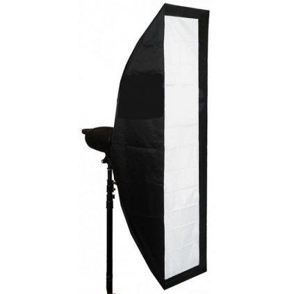 Softbox 20x90cm STRIP, úchyt Bowens
