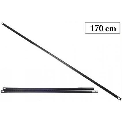 Teleskopická tyč na konštrukciu pozadia 170 cm