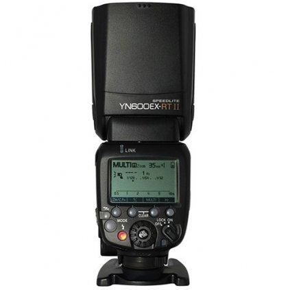 Externý systémový blesk Yongnuo YN-600EX RT II Canon