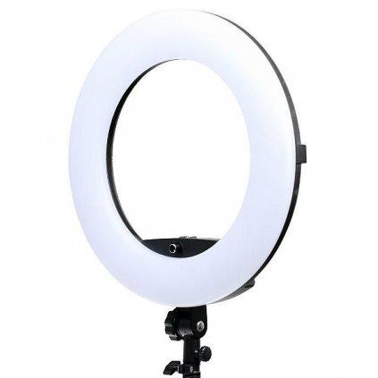 LED kruhové svetlo 5500K so stmievačom 96W model FD-480