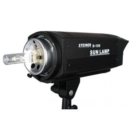 Trvalé svetlo 150W, model SUN D-150