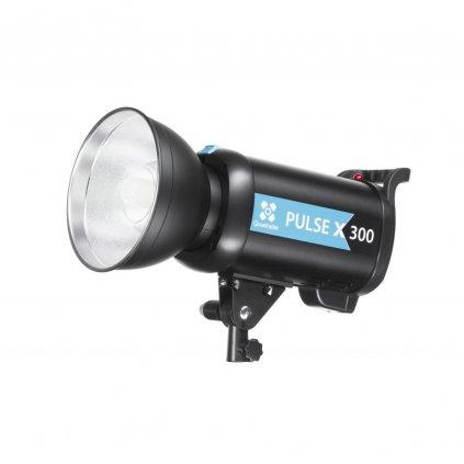 Štúdiový blesk Quadralite Pulse X 300