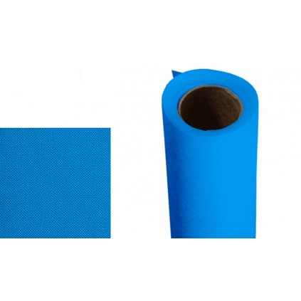 Vinylové pozadie 1,5 x 5 m, modré