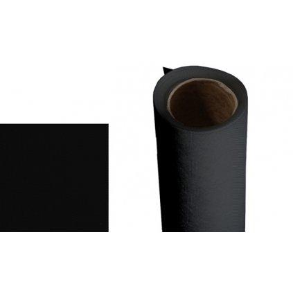 Vinylové pozadie 1,5 x 5 m, čierne