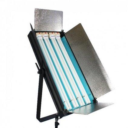 Kinoflo, trvalé panelové svetlo 550 W (4 x 55 W)