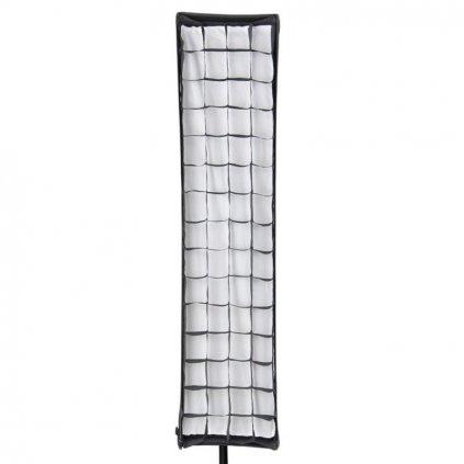Voštinová mriežka Quadralite pre softbox 120x30cm