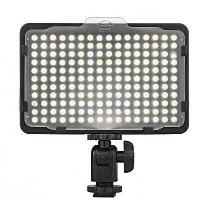 Fotografické panelové LED svetlo 3200 - 5600K -  176 LED diód