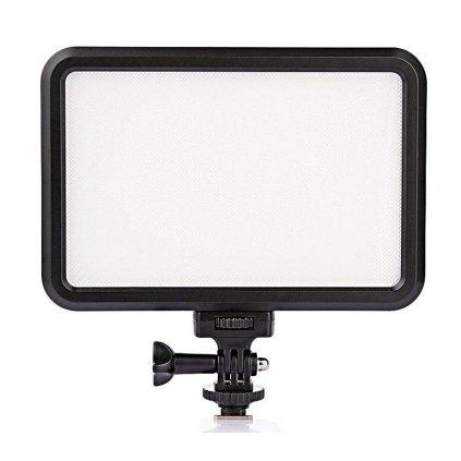 Fotografické panelové LED svetlo 3200 - 5600K - 160 LED diód