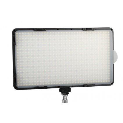 LED video svetlo s hrúbkou 46 mm - 500 LED diód