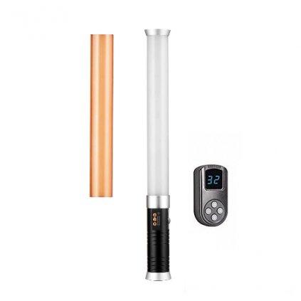 LED video svetlo - meč s diaľkovým ovládaním