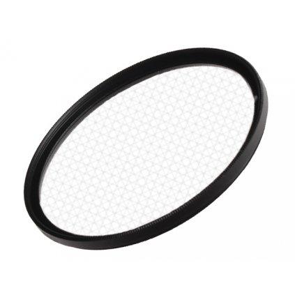 Hviezdicový filter x8 55 mm