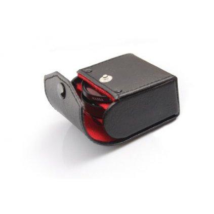 Puzdro pre 3 fotografické filtre 46 mm - 58 mm, veľkosť S