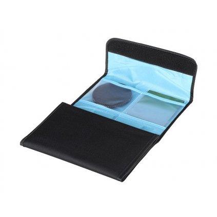 Puzdro pre 10 fotografických filtrov