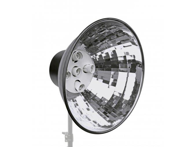 Držiak osvetlenia s reflektorom pre 5 špirálových svietidiel BRESSER MM-06