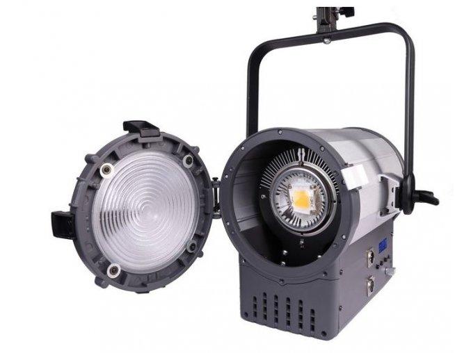 Svetlo Fresnel BI-Color + DMX + chladenie motora BRESSER SR-2000B