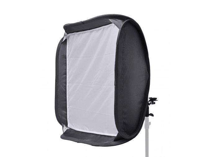 Softbox pre fotoaparát blesku 60x60cm BRESSER SS-14