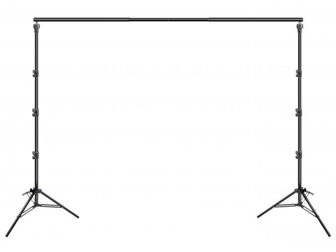 Teleskopický podstavec so šírkou 300 cm BRESSER D-36