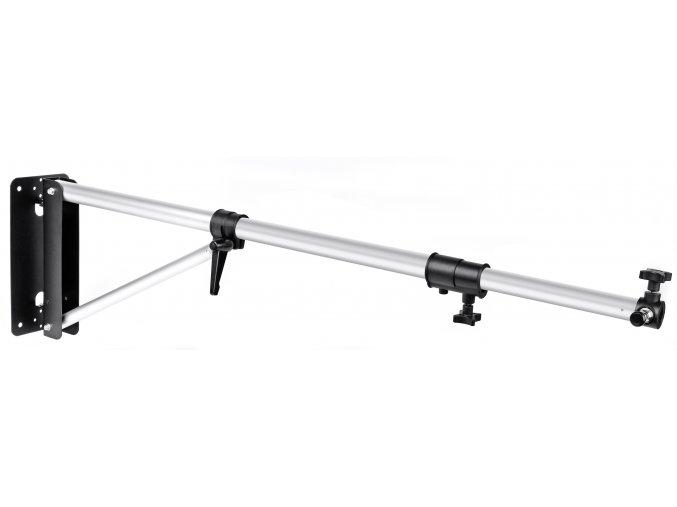 Rozšíriteľné nástenné rameno od 98 do 173 cm BRESSER JM-23