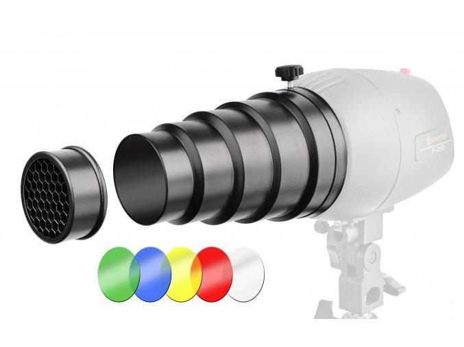 Komínový reflektor pre sériu P Large BRESSER M-30