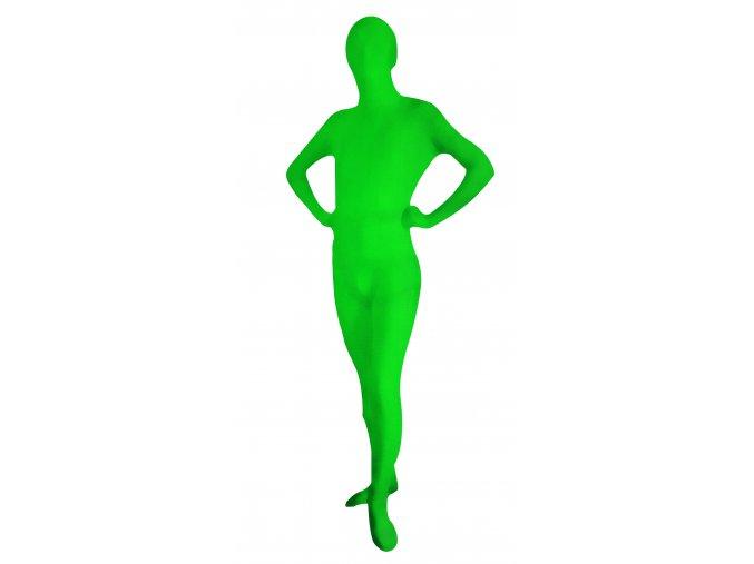 Chromakey - zelený celý komplet, veľkosť: XXL BRESSER