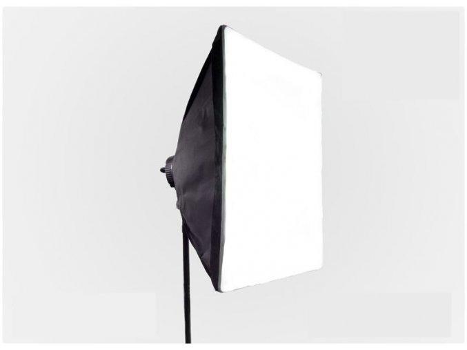 Softbox pre 4 špirálové svietidlá 50x70 cm BRESSER SS-19