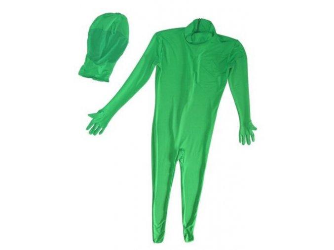 Chromakey zelený - dvojdielny, veľkosť: XXL BRESSER BR-C2XXL