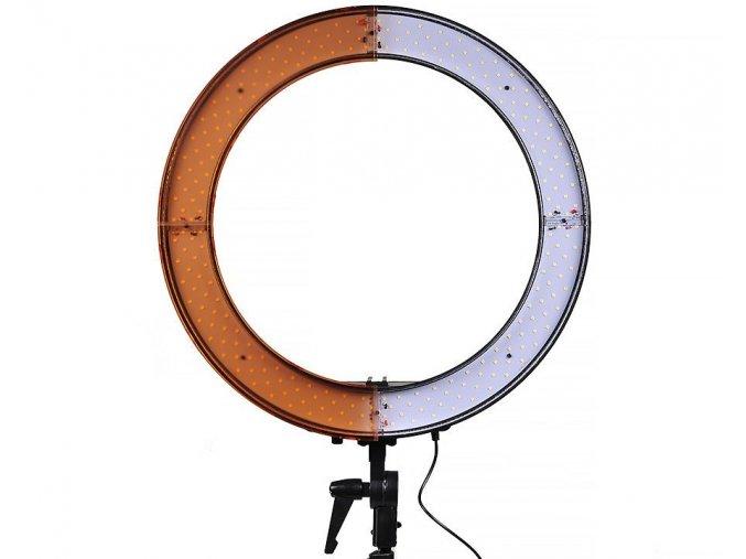 Kruhové LED svetlo 55W so stmievačom, 3200-5500K