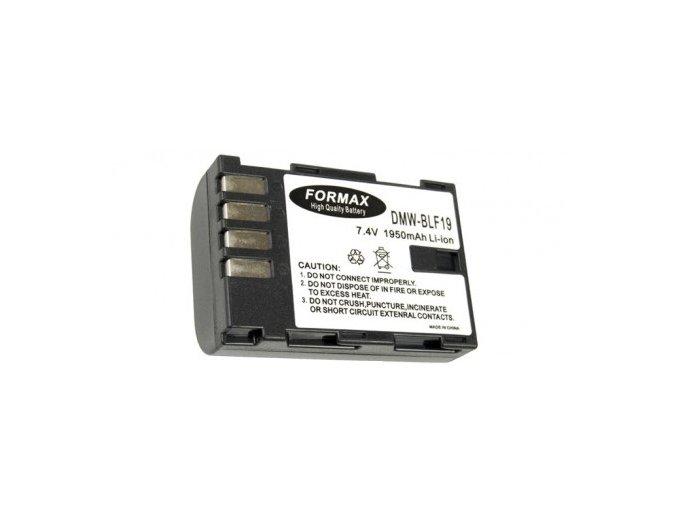 Batéria DMW-BLF19E pre fotoaparát PANASONIC
