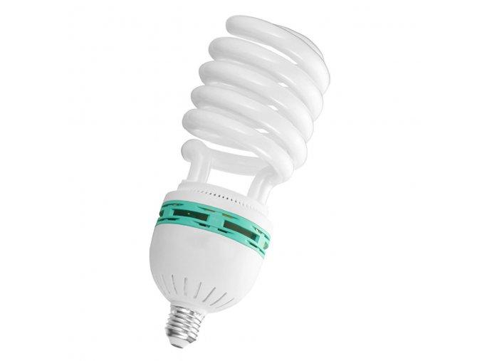 Špirálová úsporná žiarovka E27 65W